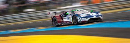 24 Heures du Mans : retour sur la Journée Test avec Ford et Olivier Pla