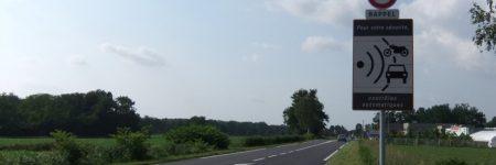 Radars : les panneaux les signalant vont être supprimés en Indre-et-Loire