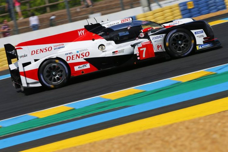 24 heures du mans toyota et alonso dominent la journ e test les voitures. Black Bedroom Furniture Sets. Home Design Ideas