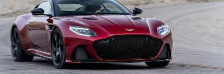 Aston Martin DBS Superleggera : « joyaux automobile » de la Couronne britannique