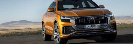 Audi Q8 : le SUV coupé aux anneaux dévoilé