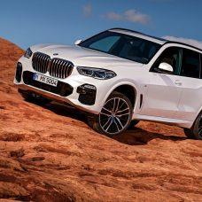 BMW X5 : une 4ème génération agressive et high-tech