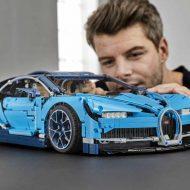 Bugatti Chiron : une version à 379,99 € en LEGO (vidéo)
