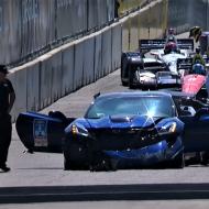 IndyCar : un dirigeant de chez General Motors fracasse la Safety Car (vidéo)