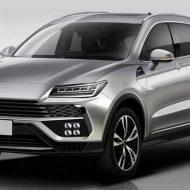 Huansu Auto X-Series : la copie chinoise du Lamborghini Urus