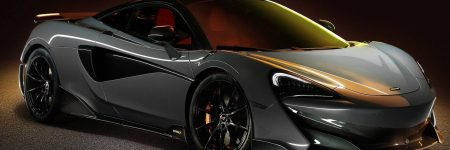 McLaren 600LT : la «reine» des Sport Series