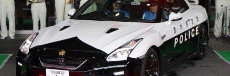 Japon : une Nissan GT-R offerte à la police grâce à une collecte