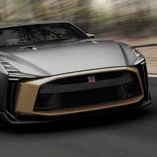 Nissan GT-R50 : Iltaldesign métamorphose la Supercar