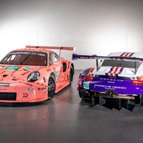 24 Heures du Mans : Porsche dévoile des livrées historiques pour deux 911 RSR