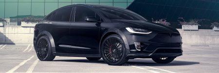 Tesla Model X : T Sportline présente une agressive préparation T Largo