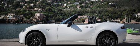 Mazda MX-5 : le roadster japonais gagne en puissance