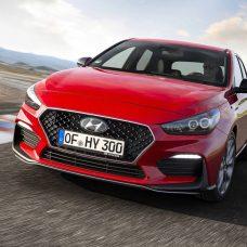 Hyundai i30 N Line : finition sportive