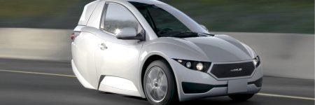 Electra Meccanica Solo : micro-citadine électrique révolutionnaire