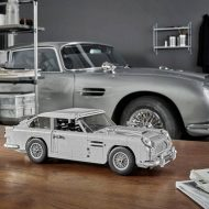 Aston Martin DB5 : la voiture de James Bond disponible en LEGO (vidéo)