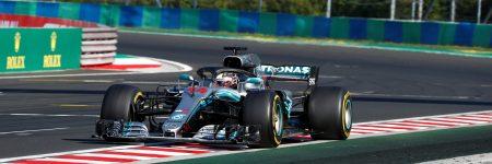 Formule 1 – GP de Hongrie : Lewis Hamilton intouchable