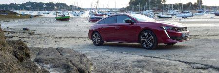 Peugeot 508 : balade estivale en Bretagne