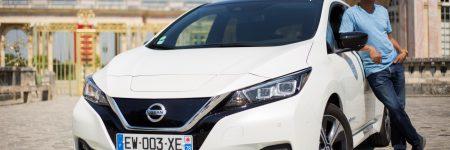 Nissan Leaf : «Nissan ni soumise», Pascal Légitimus prend le volant