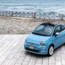 Fiat 500 Spiaggina 58: série spéciale anniversaire et un showcar en prime