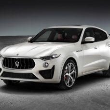 Maserati Levante GTS : un V8 de 550 chevaux pour le SUV