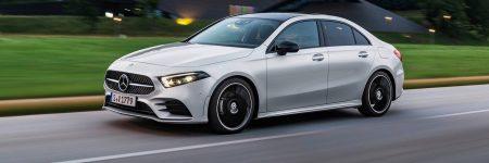 Mercedes-Benz Classe A Berline : prête à conquérir l'Europe