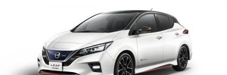 Nissan Leaf Nismo : pour un style sportif électrique