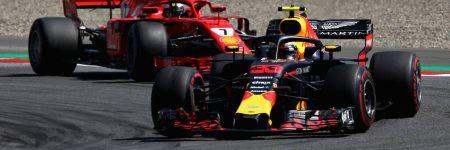 Formule 1 – GP d'Autriche : Verstappen vainqueur devant Räikkönen et Vettel