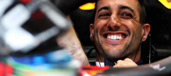 Daniel Ricciardo rejoint l'écurie Renault Sport Formula One Team à partir de 2019