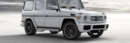 Mercedes-AMG G 65 : rappel insolite pour marche arrière trop rapide
