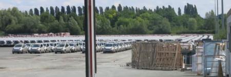 Autolib' : un cimetière de voitures électriques à Romorantin