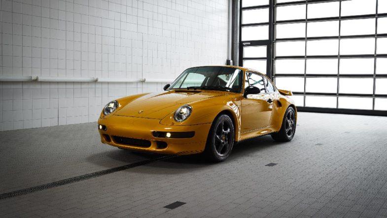 d962b85c3ab58 La collection « Automobiles », du lot N°161 au lot N°224 mettra sur la  scène de la vente des Porsche rares. Entre passé et présent, la Porsche 911  Project ...
