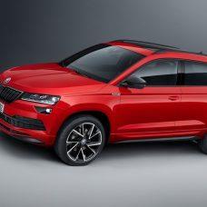Škoda Karoq : deux nouvelles finitions Sportline et Scout