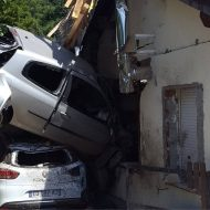 Moselle : une maison «reçoit» pour la 5ème fois une voiture par accident