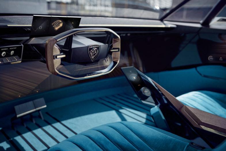 peugeot e legend concept l 39 h ritier de la 504 coup les voitures. Black Bedroom Furniture Sets. Home Design Ideas