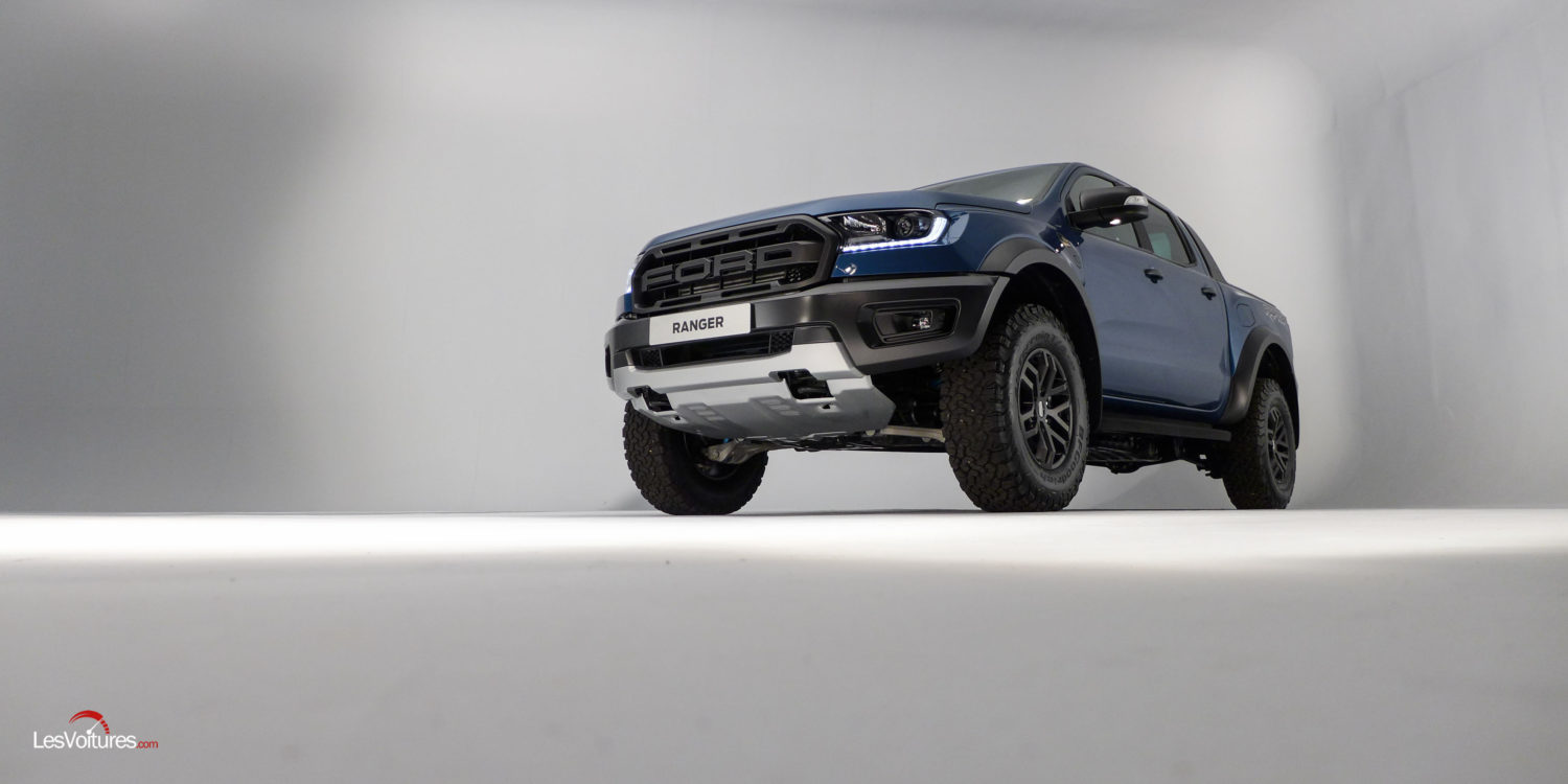 ford ranger raptor le monstre en photos studio les voitures. Black Bedroom Furniture Sets. Home Design Ideas