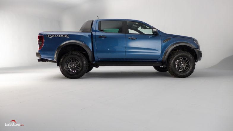 pick up ford ranger raptor 4 les voitures. Black Bedroom Furniture Sets. Home Design Ideas
