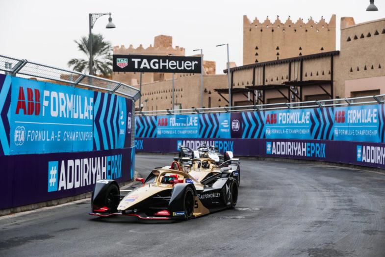 Formule E: Jérôme D'Ambrosio sur le podium, Stoffel Vandoorne 17e
