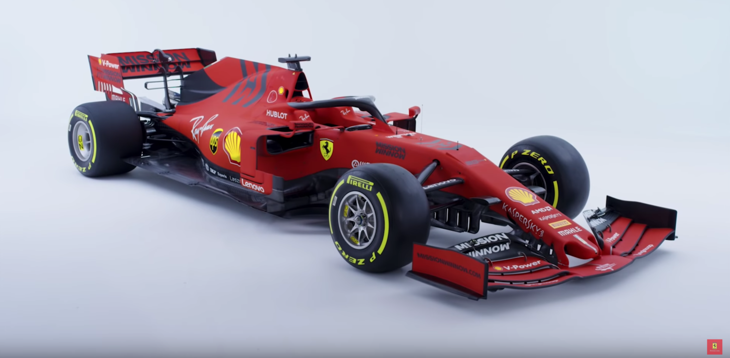 f1 ferrari d voile la sf90 de vettel et leclerc les voitures. Black Bedroom Furniture Sets. Home Design Ideas