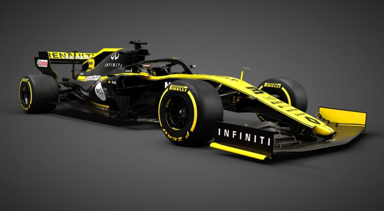 Renault F1 2019 R S 19 Les Voitures