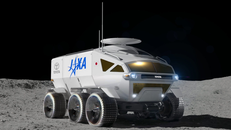Range Rover Chantilly >> Toyota : objectif Mars avec un rover   Les Voitures