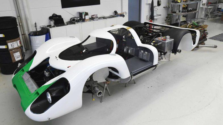 porsche 917 un concept car pour son anniversaire les voitures. Black Bedroom Furniture Sets. Home Design Ideas