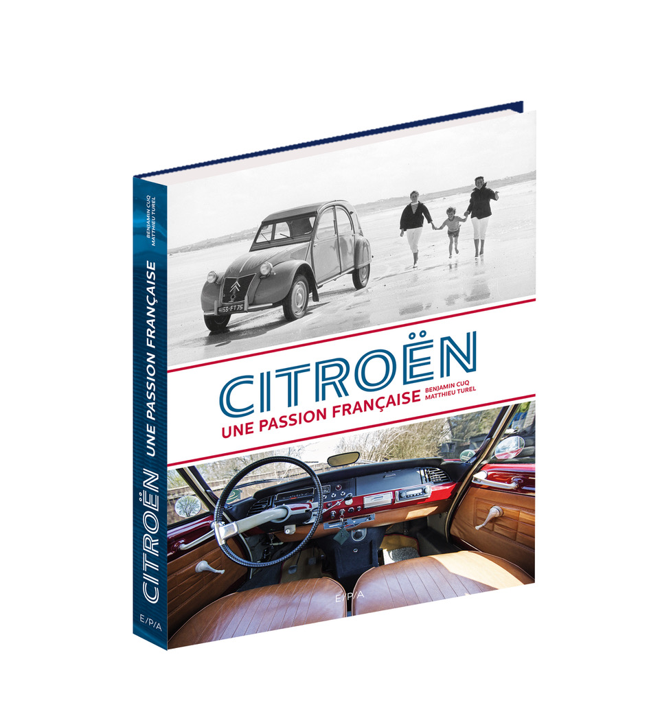 Citroën une passion française
