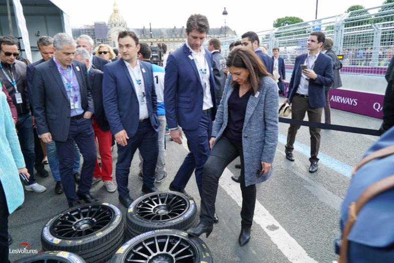 Anne Hidalgo présidentielle 2022