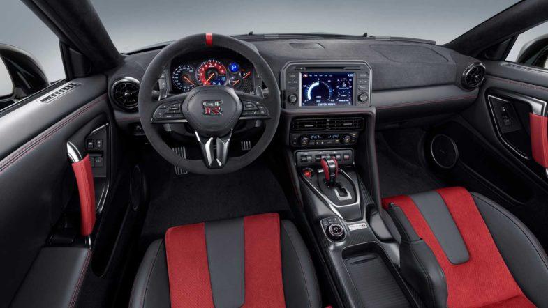 Nissan GT-R Nismo : évolutions et version anniversaire ...