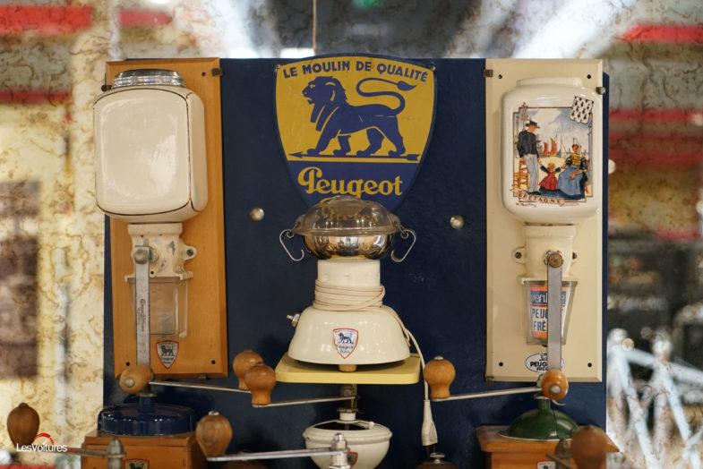 moulin a café Peugeot