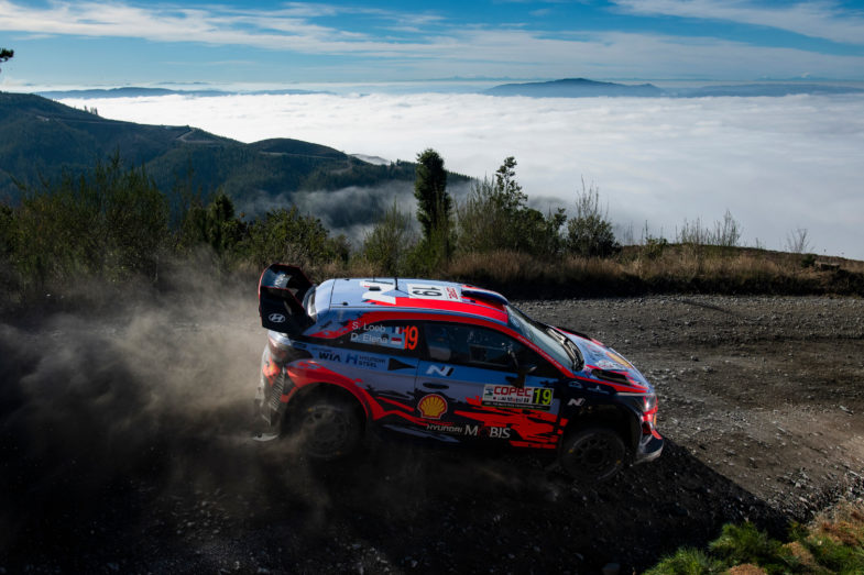 Rallye du Chili Loeb
