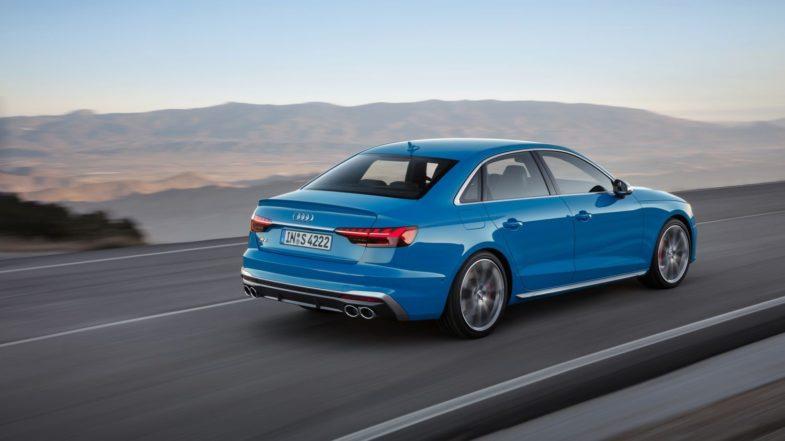 Audi A4 S4 diesel