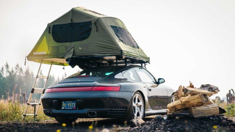 Porsche 911 camping-car