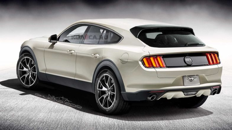 SUV Ford Mustang
