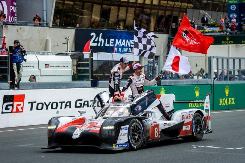24 Heures Du Mans Doubl 233 Du Toyota Gazoo Racing Les