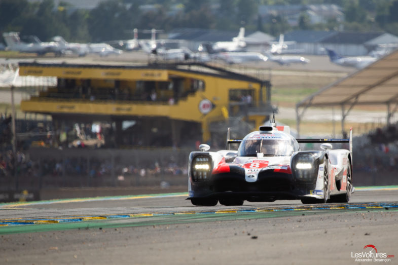 programme 24 Heures du Mans 2020